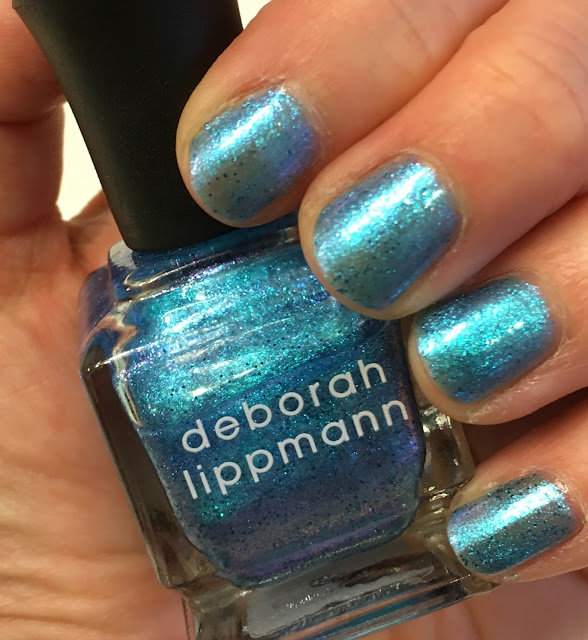 Deborah Lippmann, Deborah Lippmann Xanadu, Deborah Lippmann Fantastical Holiday 2014 Collection, nails, nail polish, nail lacquer, nail varnish, manicure