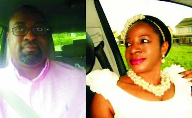 Bukola Oduwaiye and Fredrick Segun Duyile