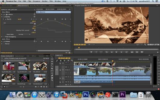 Adobe Premiere Pro cc 2017 Crack Full Version