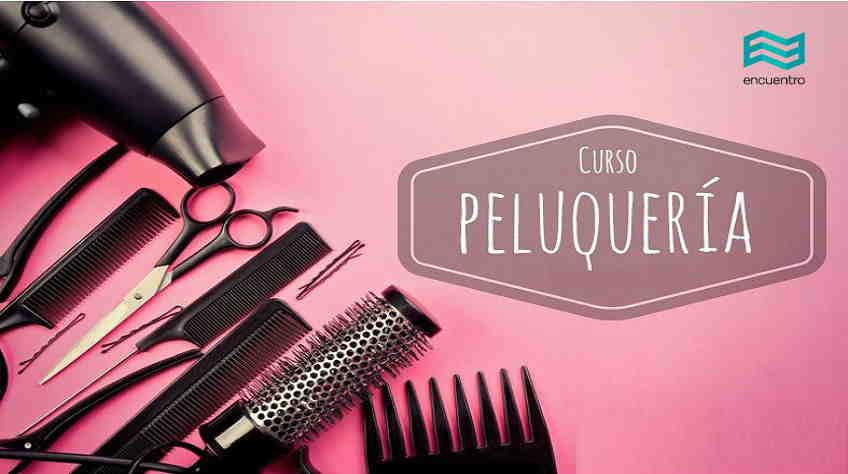 oficios: curso de peluquería-encuentro