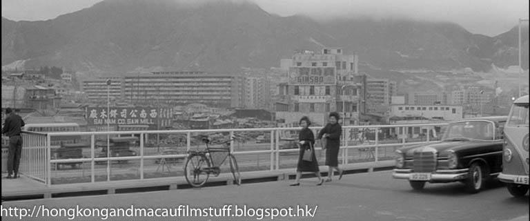 Hong Kong (& Macau) Film Stuff: L'Inconnue de Hong Kong