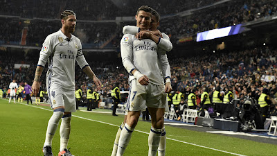 Potensi Real Madrid Berjumpa PSG di 16 Besar Liga Champions, Cristiano Ronaldo : Saya Tidak Takut!
