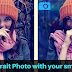 Take Portrait Photo with your smartphone