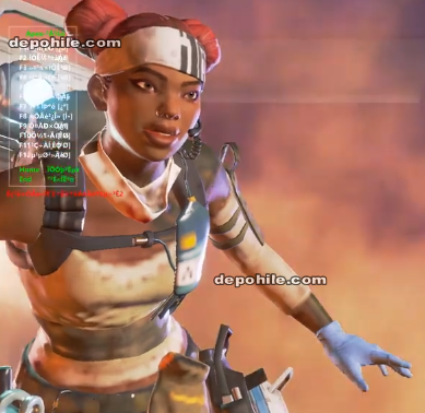 Apex Legends Crock v3.3 Menu Wall,Color Hilesi İndir Nisan 2019