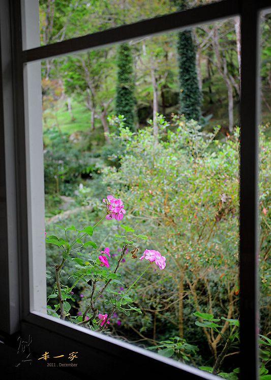 新竹尖石6號花園景觀餐廳