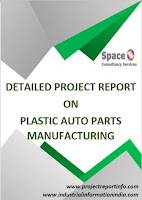 Plastic Auto Parts Manufacturing Project Report