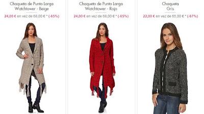 Ejemplos de chaquetas que nos han gustado ¡tienes más dentro!