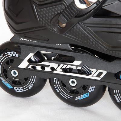 Modelo da Base para patinação sobre rodas