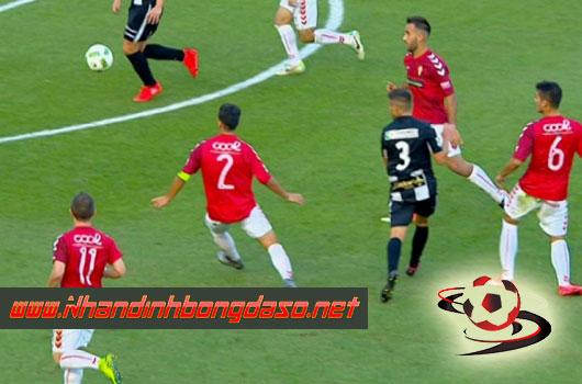 Barcelona vs Murcia www.nhandinhbongdaso.net