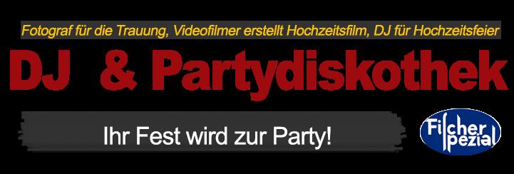 DJ für Hochzeiten, Feiern und Feste auf Rügen