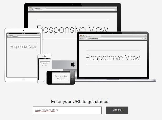 Responsive View: cómo se muestra tu web a diferentes resoluciones