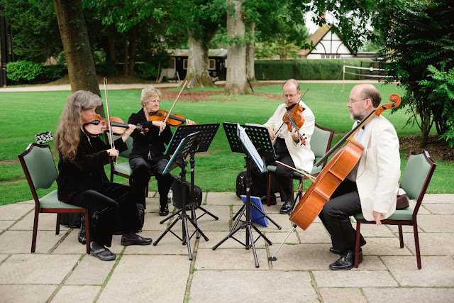 Keysworth string quartet Larmer Tree