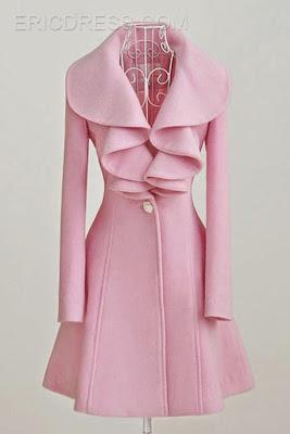 cappotto rosa