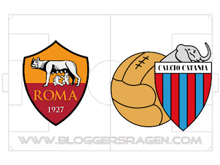 Prediksi Pertandingan AS Roma vs Catania