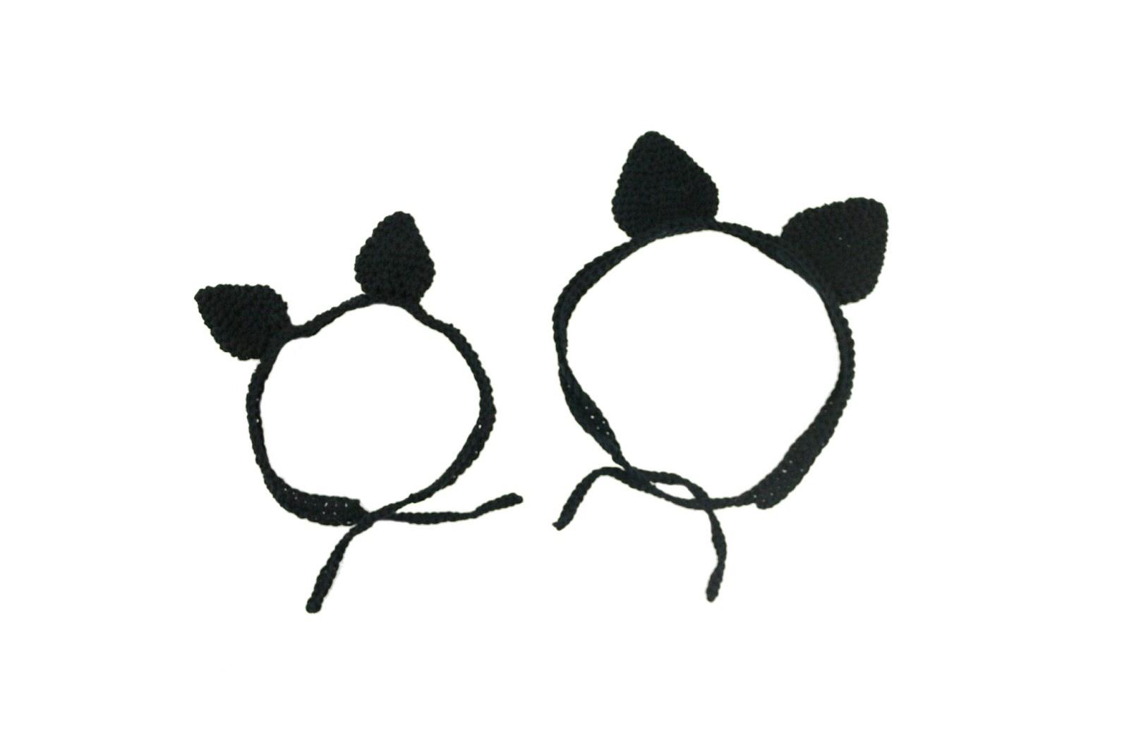 Halloween: patrón gratis orejas de gato - Handbox Craft Lovers ...