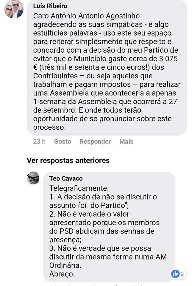 Os figueirenses têm os políticos que merecem...