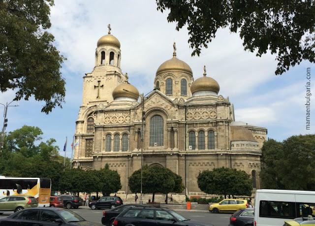 Catedral de la Asunción, Varna