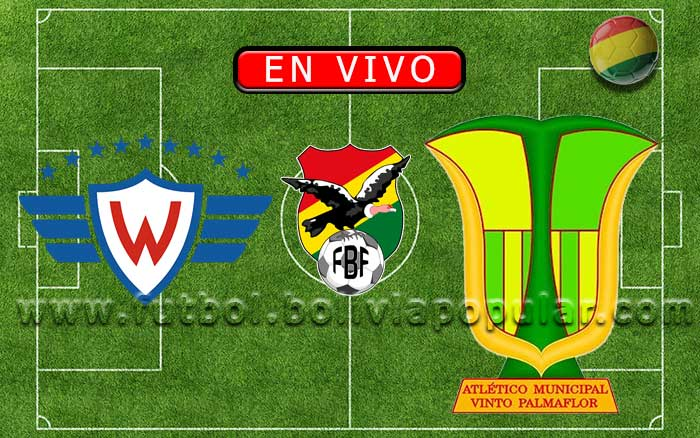 【En Vivo】 Wilstermann vs. Palma Flor - Apertura 2020