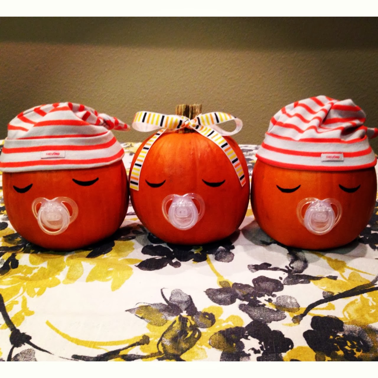 Halloween Baby Shower Ideas Girl