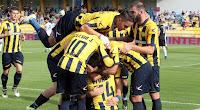 Η αποστολή των παικτών του Λεβαδειακού για το ματς στην Λιβαδειά