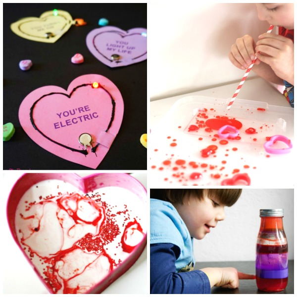 VALENTINES DAY SCIENCE FOR KIDS: fun & engaging experiments that will pull at your heart-strings #valentinesdayscience #valentinesdaycrafts #valentinesideasforkids #valentinesscienceexperiments #valentinesactivitiesforkids  #scienceexperimentskids #scienceforkids
