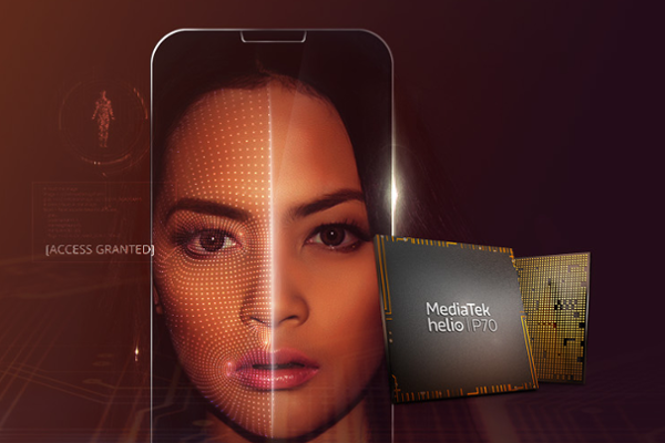 MediaTek Helio P70 SoC with enhanced AI engine and Dual 4G VoLTE support announced