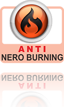 Copy Protection against Nero Burning ROM