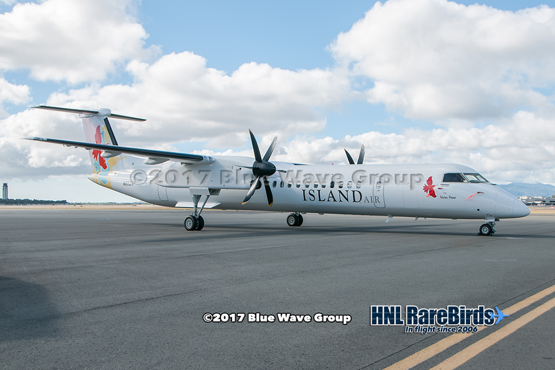 HNL RareBirds: Island Air To Shutdown