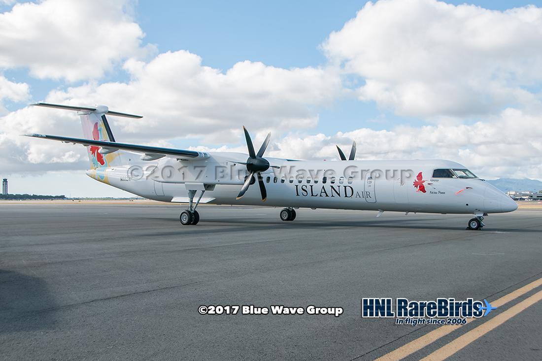 HNL RareBirds: Island Air To Shutdown