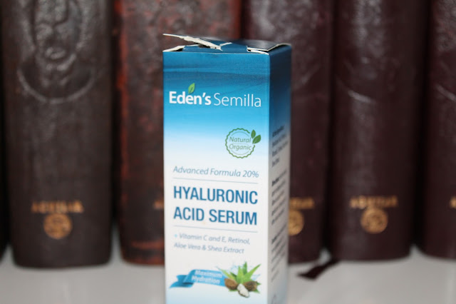 Review: Serum Eden's Semilla