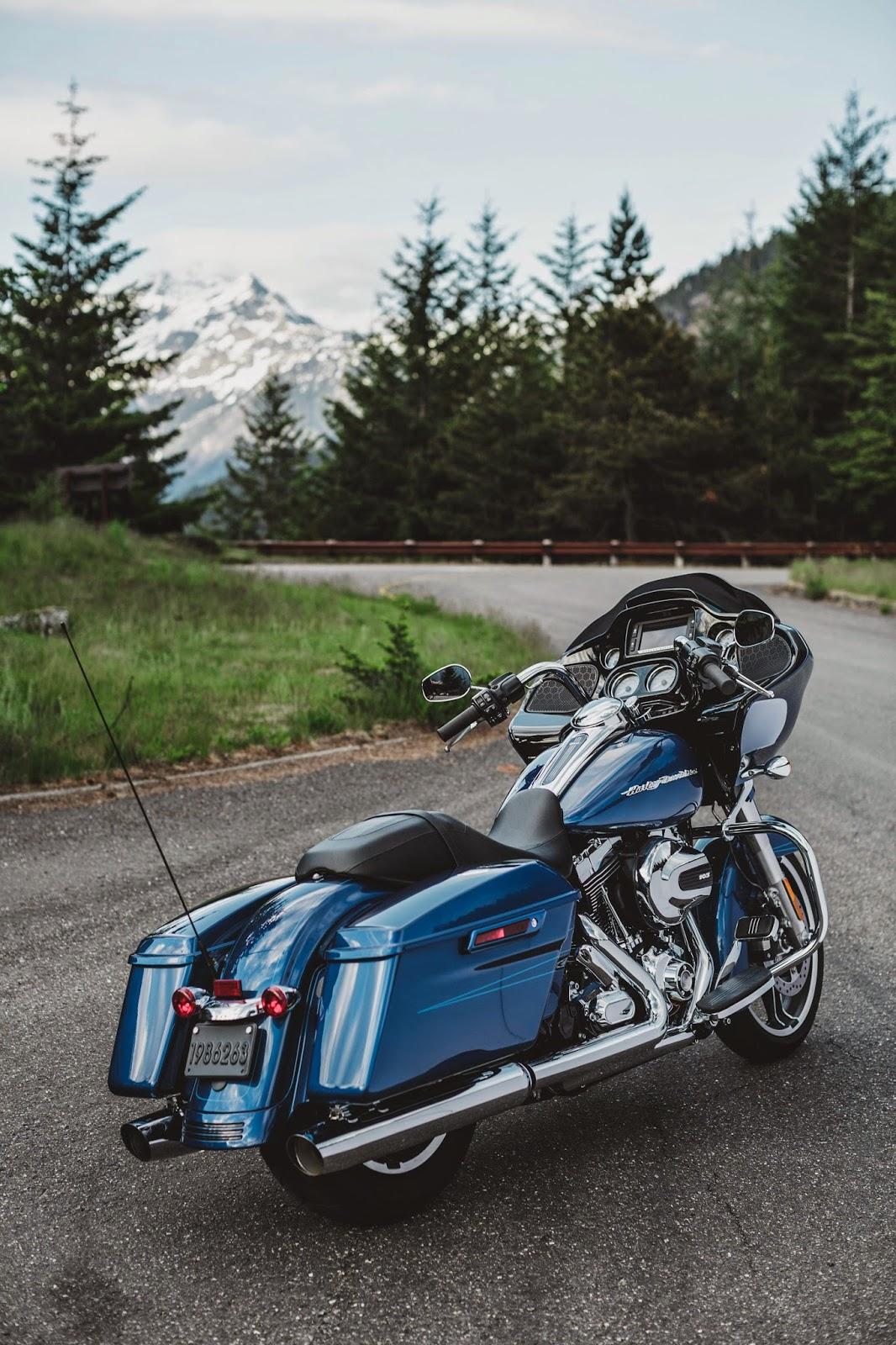 Harleydavidson Road Glide