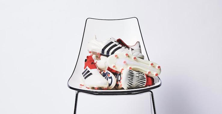 "Nuevos botines ""Chamagne Pack"" de adidas"