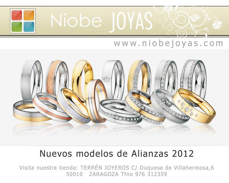 bc9b016ff2ed ALIANZAS DE BODA  Novedades 2012