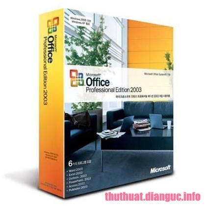 Download Microsoft Office 2003 Full Serial Key