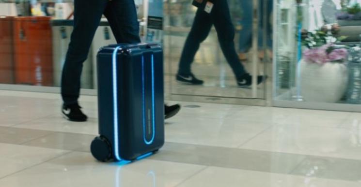Koper Canggih Seperti Robot Bisa Jalan Sendiri