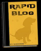 RapidBlog logo