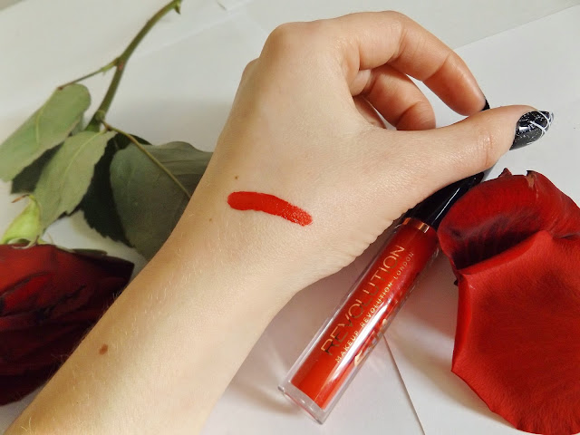 Make Up Revolution Lip Lacquer Review