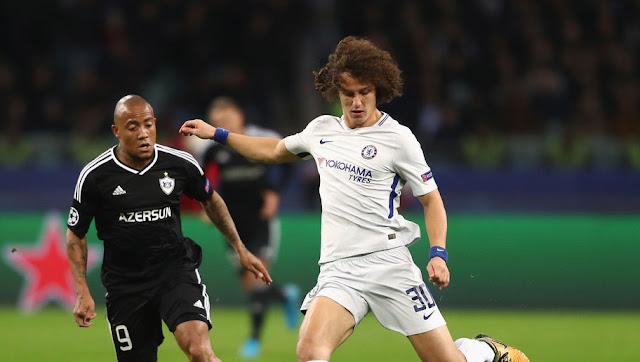 David Luiz Liga