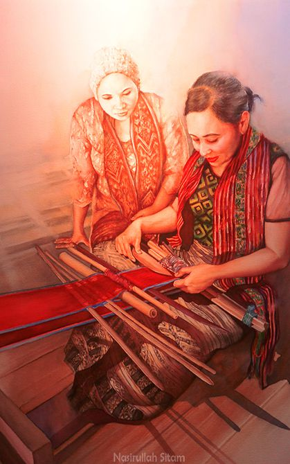 Moelyoto (Indonesia) - Significance of a Single Thread