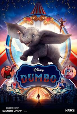 Dumbo 2019 DVD R1 NTSC Latino