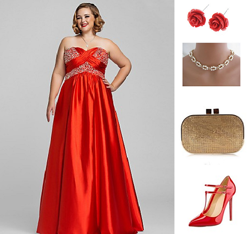 Vintage Inspired Fashion Blog : 7 Body Flattering Plus