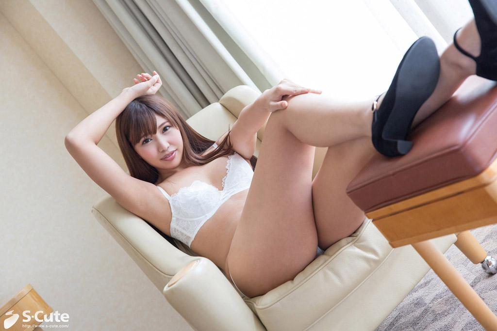 CENSORED S-Cute 493 Nao #1 照れ屋な彼女を積極的にさせるH, AV Censored