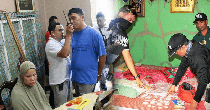 Ex-Lanao Del Sur town mayor, husband captured in drug bust