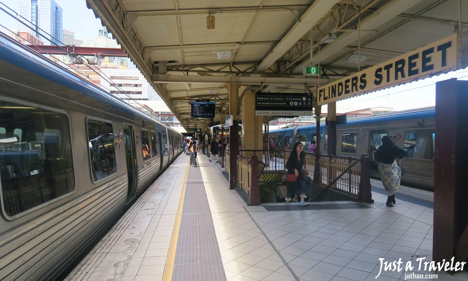 墨爾本-交通-myki-電車-火車-巴士-攻略-介紹-教學-搭乘-票價-melbourne-transport-tram-train-bus
