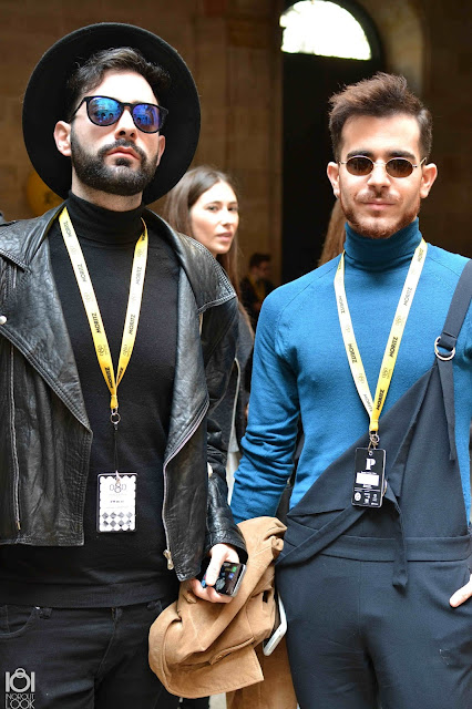 """080 Barcelona Fashion Week 2016"""