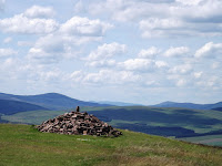 Eildon Hill Scottish Borders