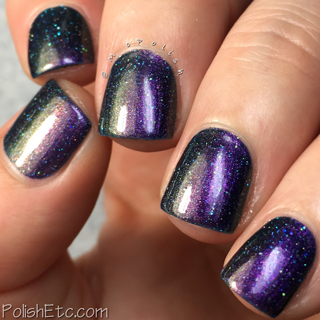 Girly Bits Cosmetics - Sparrow of the Dawn - McPolish