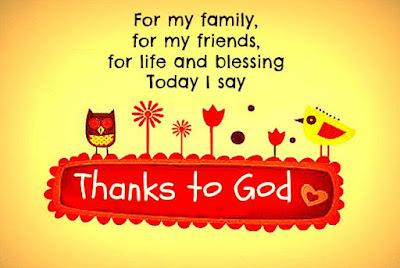 Amazing Thanksgiving Greetings