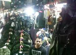 Toko Tempat Belanja Grosir Aksesoris dan Pakaian Army Termurah di Jakarta