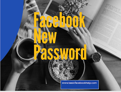 Facebook New Password